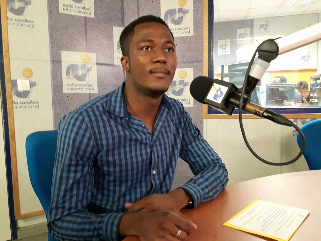 Karaïb 3D Karaïbe Karaïbes Caraïbes Caraïbe Impression conception fabrication numérique imprimante Notre passage à RCI Martinique ;)
