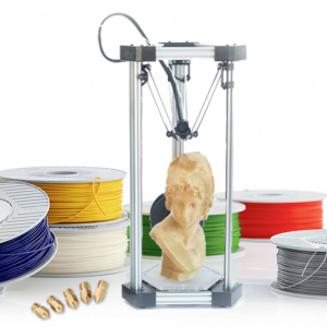 Imprimantes 3D, scanners 3D