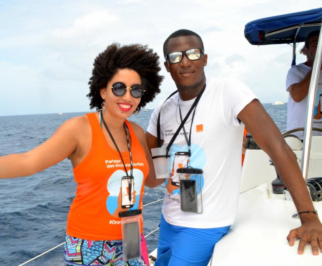 Karaïb 3D Karaïbe Karaïbes Caraïbes Caraïbe Impression conception fabrication numérique imprimante Tour des Yoles Rondes 2017 : 2ème étape en compagnie d'Orange !