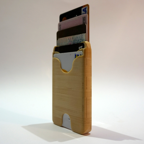 Karaïb 3D Karaïbe Karaïbes Caraïbes Caraïbe Impression conception fabrication numérique imprimante Porte cartes