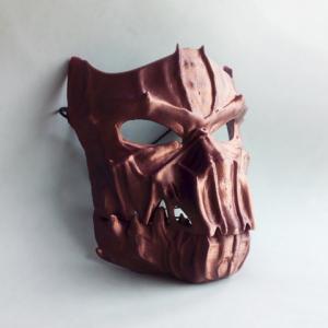 Karaïb 3D Karaïbe Karaïbes Caraïbes Caraïbe Impression conception fabrication numérique imprimante Masque Dark