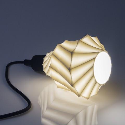 Karaïb 3D Karaïbe Karaïbes Caraïbes Caraïbe Impression conception fabrication numérique imprimante Lampe coquillage