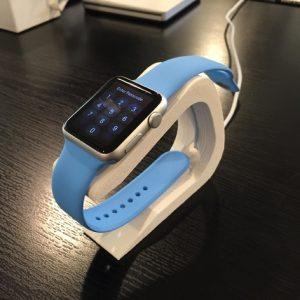 Karaïb 3D Karaïbe Karaïbes Caraïbes Caraïbe Impression conception fabrication numérique imprimante Station de recharge pour Apple Watch