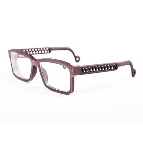 Karaïb 3D Karaïbe Karaïbes Caraïbes Caraïbe Impression conception fabrication numérique imprimante Monture de lunettes Rise