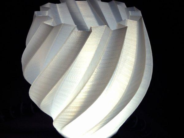 Karaïb 3D Karaïbe Karaïbes Caraïbes Caraïbe Impression conception fabrication numérique imprimante Vase spirale