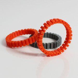 Karaïb 3D Karaïbe Karaïbes Caraïbes Caraïbe Impression conception fabrication numérique imprimante Bracelet Z