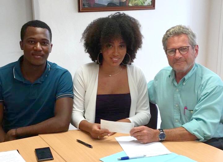 Karaïb 3D Karaïbe Karaïbes Caraïbes Caraïbe Impression conception fabrication numérique imprimante Karaïb 3D, lauréat du Réseau Entreprendre Martinique
