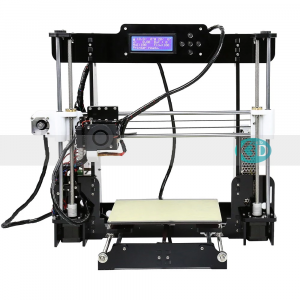Karaïb 3D Karaïbe Karaïbes Caraïbes Caraïbe Impression conception fabrication numérique imprimante Imprimante 3D Anet A8