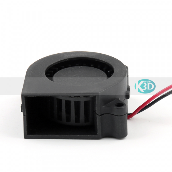 Karaïb 3D Karaïbe Karaïbes Caraïbes Caraïbe Impression conception fabrication numérique imprimante Ventilateur 4020s 12V 0.12A - 2