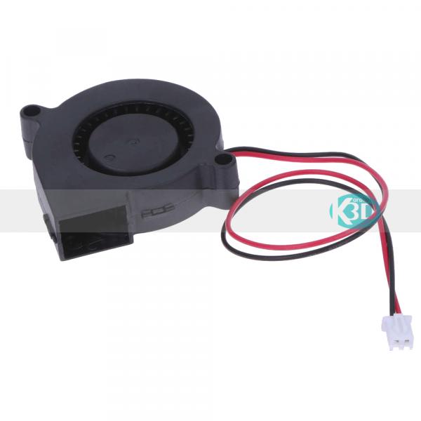 Karaïb 3D Karaïbe Karaïbes Caraïbes Caraïbe Impression conception fabrication numérique imprimante Ventilateur 5015s 12V 0.1A - 1
