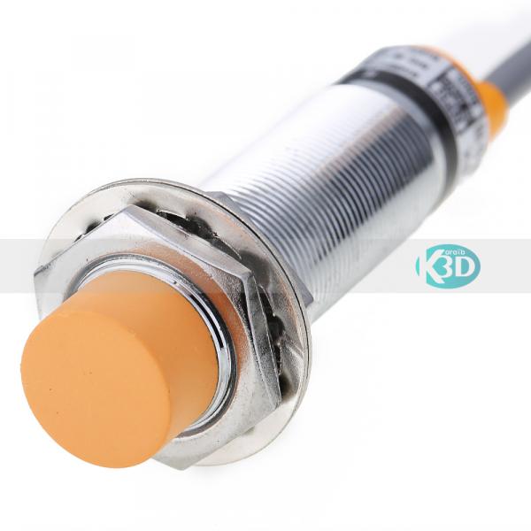 Karaïb 3D Karaïbe Karaïbes Caraïbes Caraïbe Impression conception fabrication numérique imprimante capteur de proximité capacitif 18mm LJC18A3-H-Z-X-BXNPN NO - 1