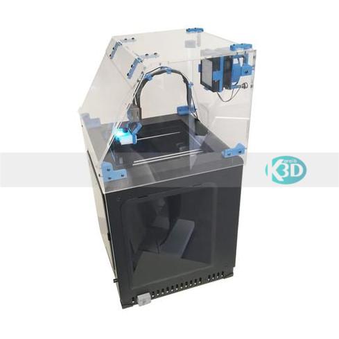 Karaïb 3D Karaïbe Karaïbes Caraïbes Caraïbe Impression conception fabrication numérique imprimante Imprimante 3D Zortrax M200 cover