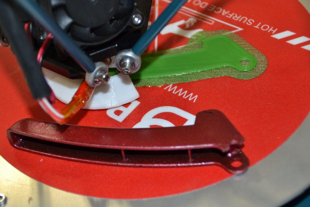 Karaïb 3D Karaïbe Karaïbes Caraïbes Caraïbe Impression conception fabrication numérique imprimante Poignée d'extincteur