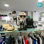 Karaïb 3D Karaïbe Karaïbes Caraïbes Caraïbe Impression conception fabrication numérique imprimante P'tits branchés - Figurine de Karl Lagerfeld