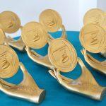 Karaïb 3D Karaïbe Karaïbes Caraïbes Caraïbe Impression conception fabrication numérique imprimante trophée mains médaille or