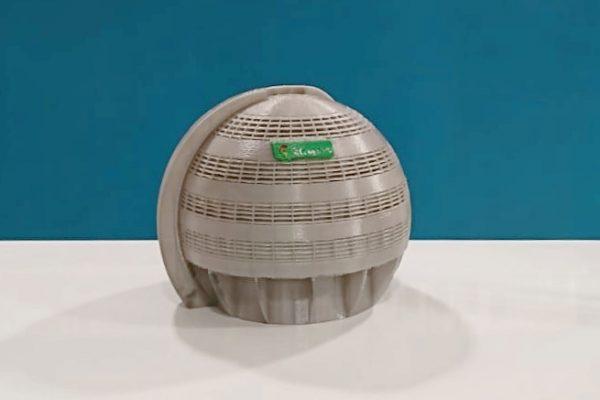 Karaïb 3D Karaïbe Karaïbes Caraïbes Caraïbe Impression conception fabrication numérique imprimante Miniature dôme Groupama