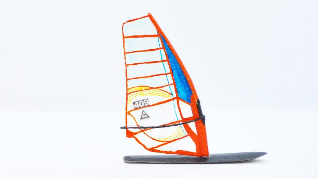 Karaïb 3D Karaïbe Karaïbes Caraïbes Caraïbe Impression conception fabrication numérique imprimante planche à voile