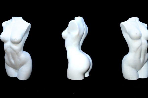 Karaïb 3D Karaïbe Karaïbes Caraïbes Caraïbe Impression conception fabrication numérique imprimante woman body