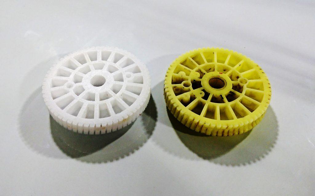 Karaïb 3D Karaïbe Karaïbes Caraïbes Caraïbe Impression conception fabrication numérique imprimante Pignon d'essuie glace