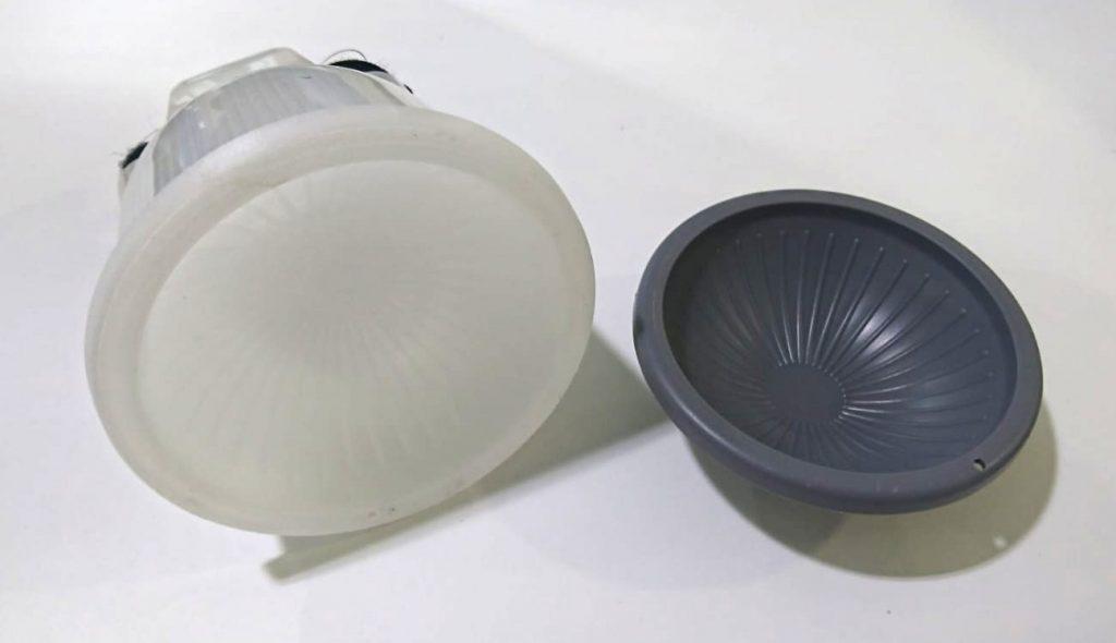 Karaïb 3D Karaïbe Karaïbes Caraïbes Caraïbe Impression conception fabrication numérique imprimante Diffuseur de lumière