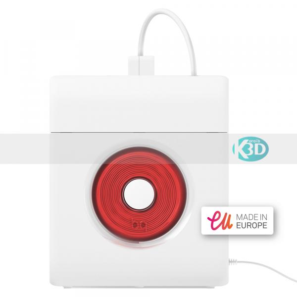 Karaïb 3D Karaïbe Karaïbes Caraïbes Caraïbe Impression conception fabrication numérique imprimante witbox go 2